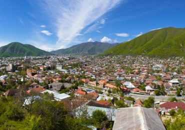 азербайджан, шеки, древний город, экскурсии, дворец шекинских ханов