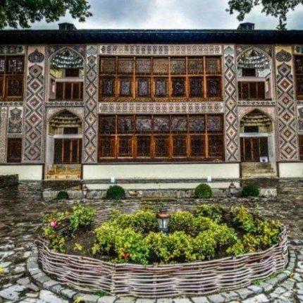азербайджан, шеки, экскурсии, дворец ханов, достопримечательности, туры в азербайджан