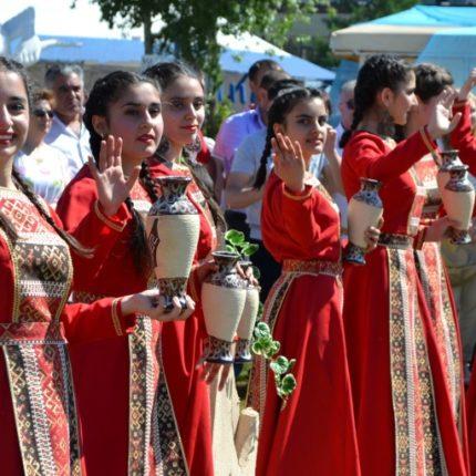 Школьный тур в Армению
