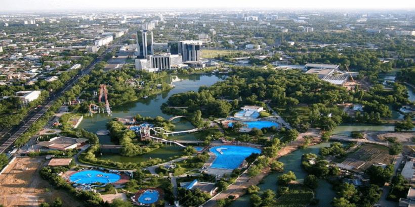 Ташкент – столица Узбекистана