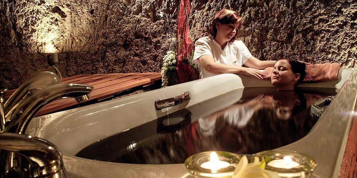 Грязевые ванны в санатории на Алтае