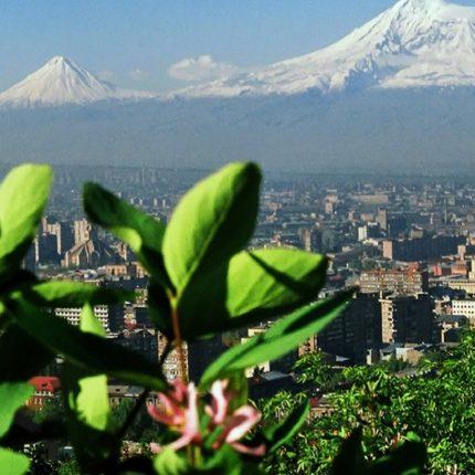 Весна в Армении