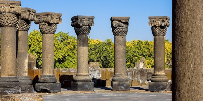 zvartnots-armenia